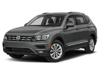 2020 Volkswagen Tiguan SE 4 Door Intercooled Turbo Regular Unleaded I-4 2.0 L/121 Engine Automatic