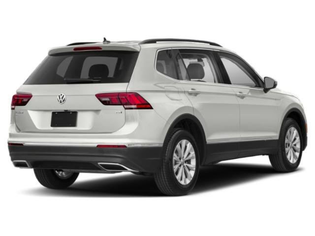 2020 Pure White Volkswagen Tiguan SE Intercooled Turbo Regular Unleaded I-4 2.0 L/121 Engine SUV FWD Automatic 4 Door