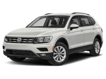 2020 Volkswagen Tiguan SE SUV Automatic Intercooled Turbo Regular Unleaded I-4 2.0 L/121 Engine 4 Door