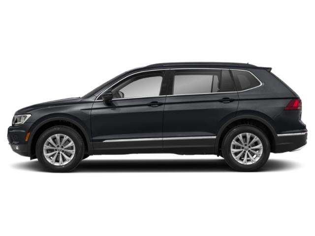2020 Deep Black Pearl Volkswagen Tiguan SE SUV FWD Intercooled Turbo Regular Unleaded I-4 2.0 L/121 Engine Automatic
