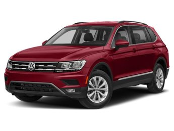 2020 Volkswagen Tiguan SEL Automatic FWD 4 Door SUV Intercooled Turbo Regular Unleaded I-4 2.0 L/121 Engine