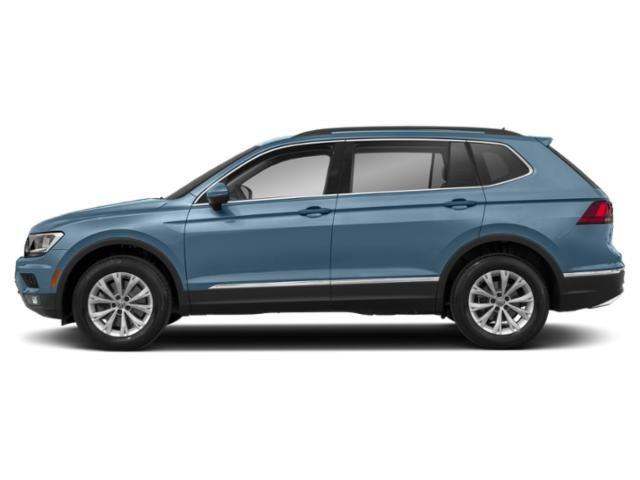 2020 Volkswagen Tiguan SEL Intercooled Turbo Regular Unleaded I-4 2.0 L/121 Engine Automatic 4 Door FWD