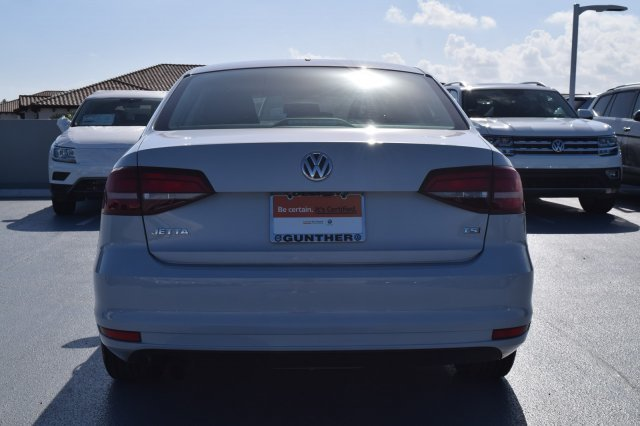 2017 Volkswagen Jetta 1.4T S Sedan FWD Intercooled Turbo Regular Unleaded I-4 1.4 L/85 Engine