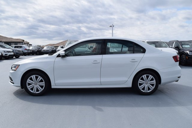 2017 Volkswagen Jetta 1.4T S 4 Door Automatic Intercooled Turbo Regular Unleaded I-4 1.4 L/85 Engine