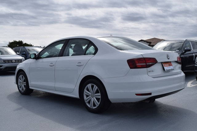 2017 Volkswagen Jetta 1.4T S Automatic Intercooled Turbo Regular Unleaded I-4 1.4 L/85 Engine 4 Door