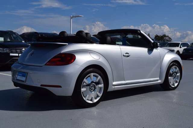 2016 Volkswagen Beetle Convertible 1.8T SEL Convertible Automatic FWD Intercooled Turbo Regular Unleaded I-4 1.8 L/110 Engine