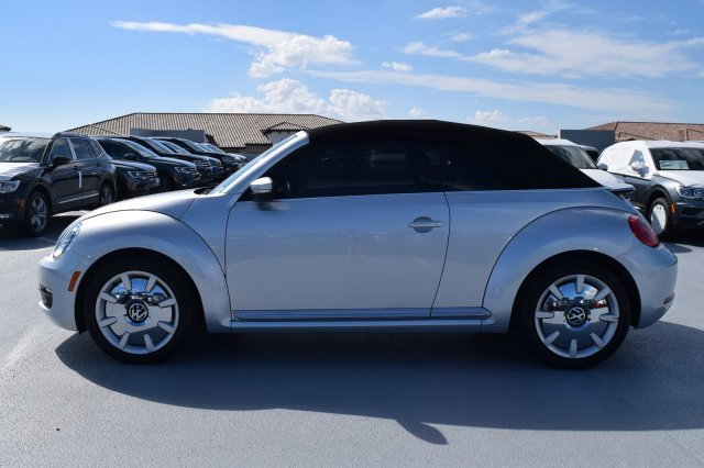 2016 Volkswagen Beetle Convertible 1.8T SEL Convertible FWD 2 Door Automatic Intercooled Turbo Regular Unleaded I-4 1.8 L/110 Engine