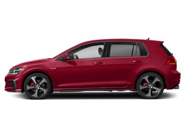 2019 Tornado Red Volkswagen Golf GTI SE 4 Door Intercooled Turbo Premium Unleaded I-4 2.0 L/121 Engine Manual Hatchback FWD