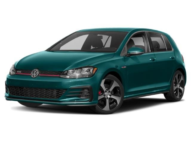 2019 Volkswagen Golf GTI SE Hatchback Intercooled Turbo Premium Unleaded I-4 2.0 L/121 Engine Manual