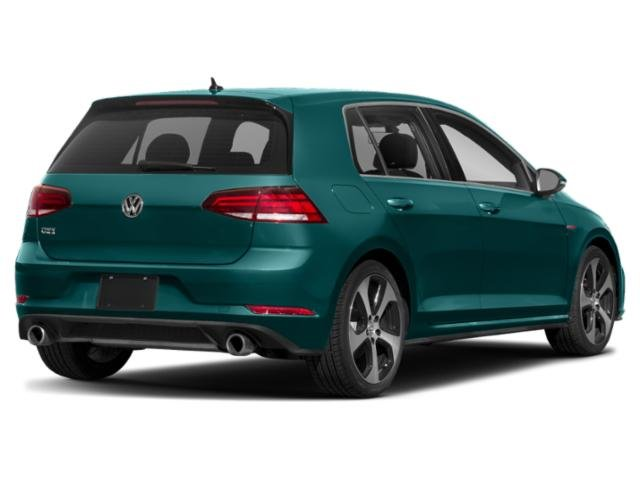 2019 Great Falls Green Metallic Volkswagen Golf GTI SE FWD Intercooled Turbo Premium Unleaded I-4 2.0 L/121 Engine Manual Hatchback