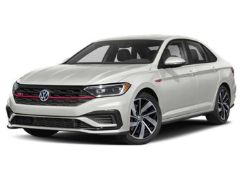 2020 Pure White Volkswagen Jetta GLI S Manual FWD 4 Door Sedan Intercooled Turbo Premium Unleaded I-4 2.0 L/121 Engine