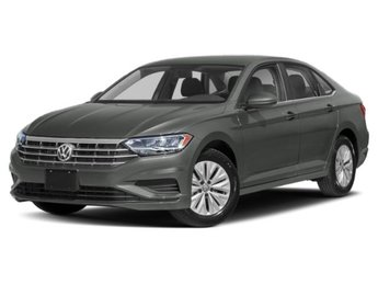 2020 Volkswagen Jetta SEL FWD Intercooled Turbo Regular Unleaded I-4 1.4 L/85 Engine Automatic Sedan