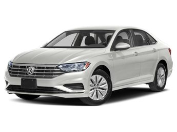 2020 Pure White Volkswagen Jetta SEL Intercooled Turbo Regular Unleaded I-4 1.4 L/85 Engine FWD 4 Door Automatic Sedan