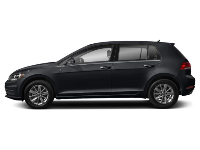 2019 Deep Black Pearl Volkswagen Golf SE Intercooled Turbo Regular Unleaded I-4 1.4 L/85 Engine Hatchback FWD 4 Door Automatic