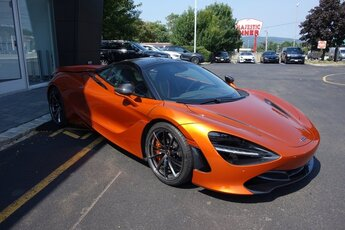 2018 Azores McLaren 720S Performance 4.0L V8 SMPI Turbocharged DOHC 32V ULEV II 710hp Engine Automatic 2 Door