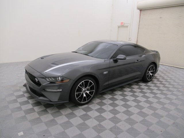 2020 Ford Mustang EcoBoost 2.0L I4 Turbocharged DOHC 16V LEV II 310hp Engine Coupe RWD