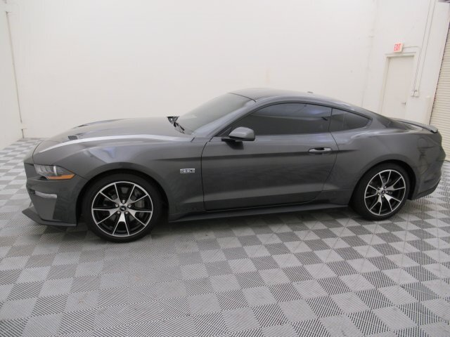 2020 Ford Mustang EcoBoost Coupe RWD 2.0L I4 Turbocharged DOHC 16V LEV II 310hp Engine 2 Door Automatic