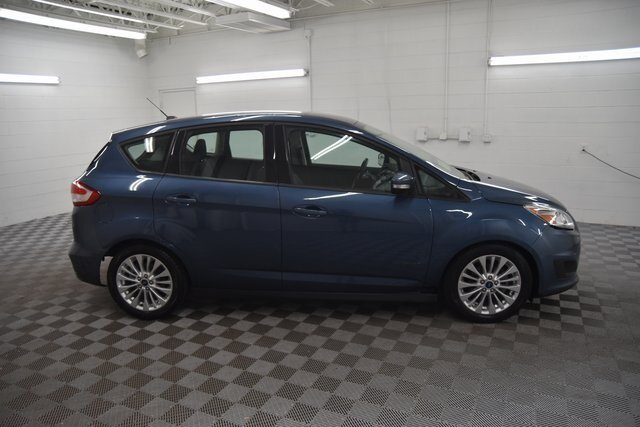 2018 Ford C-Max Hybrid SE I4 Hybrid Engine Hatchback 4 Door Automatic (CVT) FWD