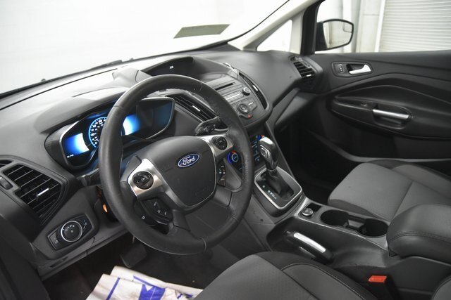 2018 Ford C-Max Hybrid SE I4 Hybrid Engine Automatic (CVT) 4 Door