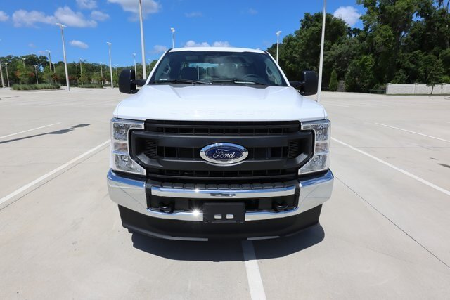 2021 Ford Super Duty F-250 SRW XL 4X4 4 Door 6.2L V8 EFI SOHC 16V Flex Fuel Engine Truck Automatic