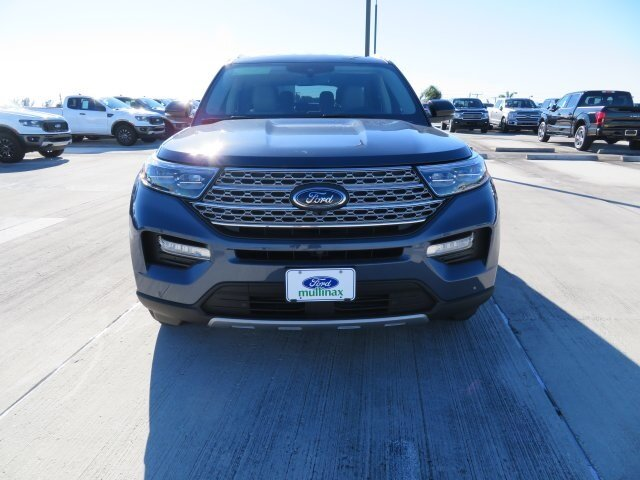 2021 Ford Explorer Limited Automatic 4 Door SUV