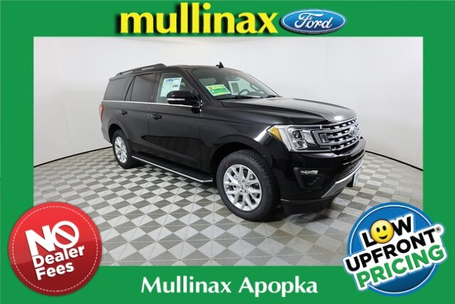 2021 Agate Black Metallic Ford Expedition XLT Automatic EcoBoost 3.5L V6 GTDi DOHC 24V Twin Turbocharged Engine SUV RWD