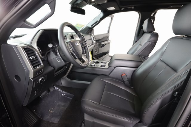2021 Agate Black Metallic Ford Expedition XLT RWD SUV 4 Door