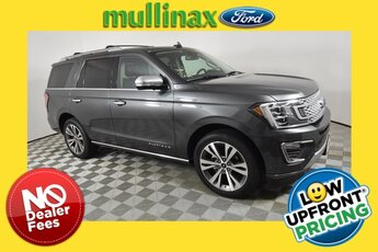 2020 Magnetic Metallic Ford Expedition Platinum EcoBoost 3.5L V6 GTDi DOHC 24V Twin Turbocharged Engine RWD Automatic 4 Door
