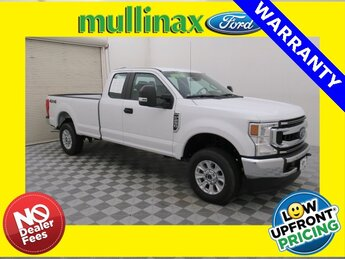 2020 Ford Super Duty F-250 SRW XL Truck 4X4 Automatic 6.2L V8 EFI SOHC 16V Flex Fuel Engine