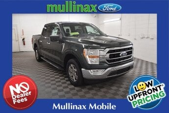 2021 Ford F-150 XLT Automatic 3.3L V6 PFDI Engine 4 Door RWD Truck