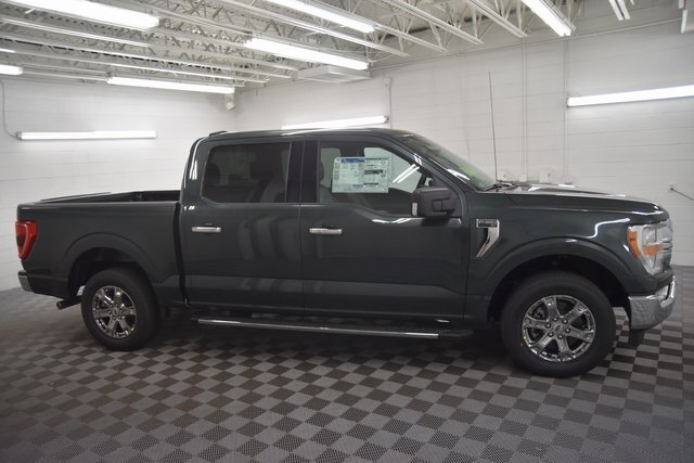 2021 Ford F-150 XLT Automatic 3.3L V6 PFDI Engine RWD Truck 4 Door