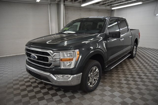 2021 Ford F-150 XLT RWD 4 Door 3.3L V6 PFDI Engine Truck Automatic