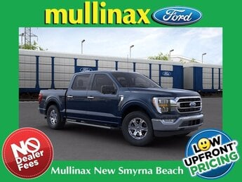 2021 Ford F-150 XLT Truck RWD 4 Door 2.7L V6 EcoBoost Engine Automatic