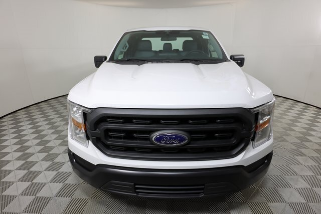 2021 Oxford White Ford F-150 XL 5.0L V8 Engine 4 Door Automatic Truck RWD