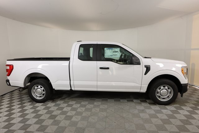 2021 Oxford White Ford F-150 XL Truck Automatic 4 Door RWD 5.0L V8 Engine