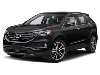 2019 Ford Edge SEL 4 Door SUV FWD 2.0L Engine Automatic