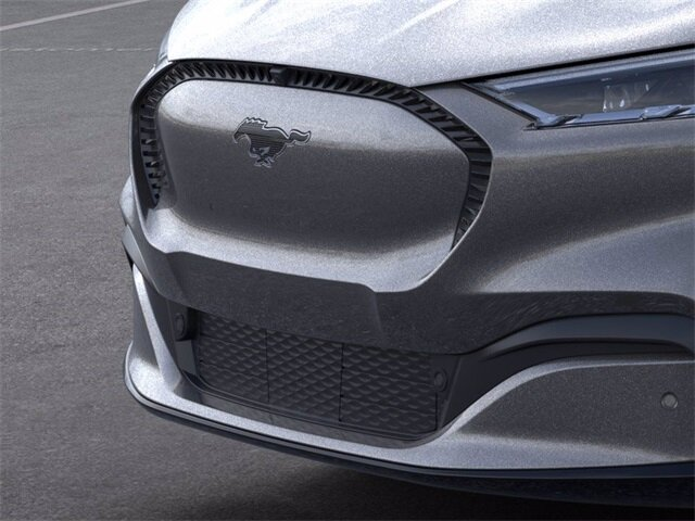 2021 Carbonized Gray Metallic Ford Mustang Mach-E California Route 1 4 Door Electric 290hp Engine Automatic SUV