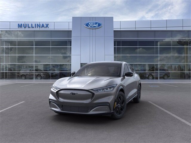 2021 Carbonized Gray Metallic Ford Mustang Mach-E California Route 1 Automatic SUV Electric 290hp Engine