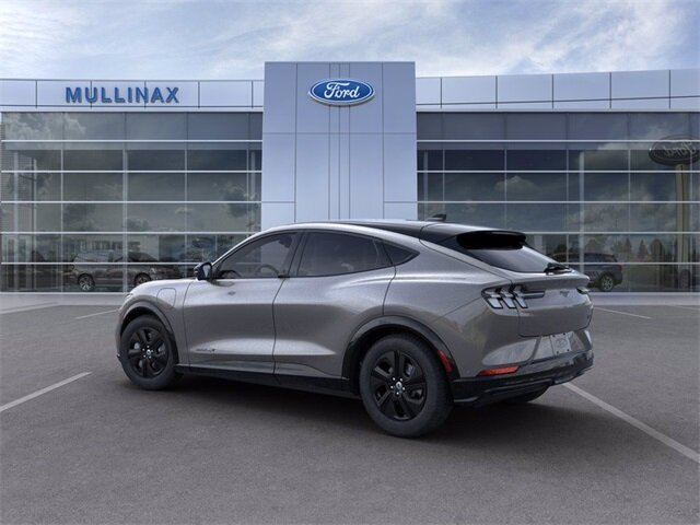 2021 Carbonized Gray Metallic Ford Mustang Mach-E California Route 1 RWD Automatic Electric 290hp Engine