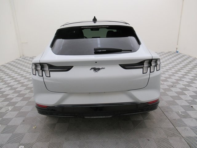 2021 Space White Metallic Ford Mustang Mach-E Premium RWD Automatic SUV