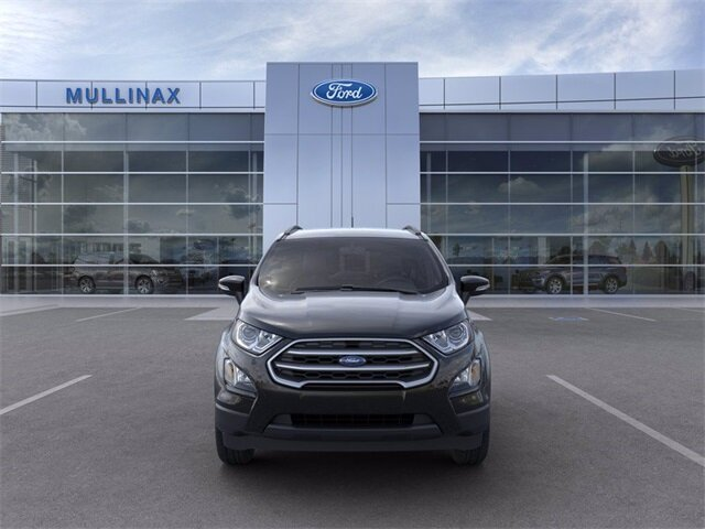 2021 Ford EcoSport SE SUV EcoBoost 1.0L I3 GTDi DOHC Turbocharged VCT Engine 4 Door FWD Automatic