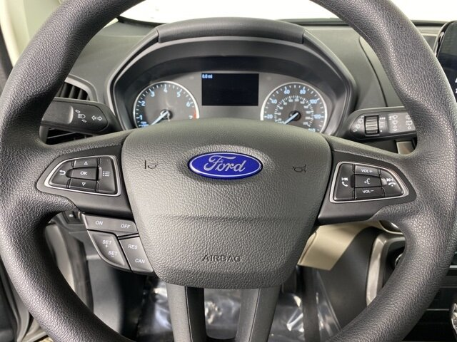 2021 Ford EcoSport SE FWD EcoBoost 1.0L I3 GTDi DOHC Turbocharged VCT Engine Automatic 4 Door SUV