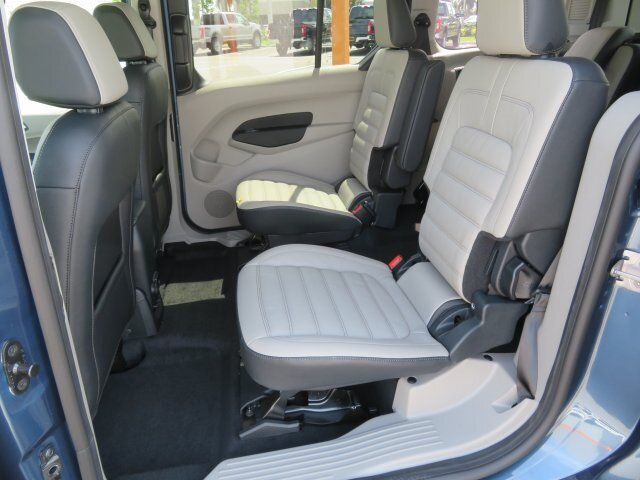 2021 Ford Transit Connect XLT 4 Door Automatic Van I4 Engine FWD