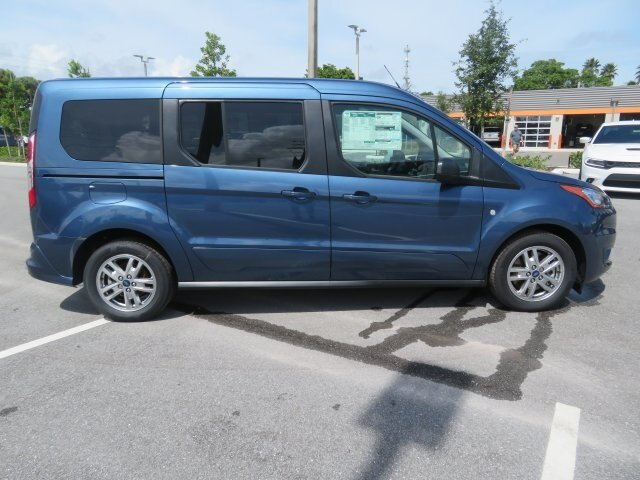 2021 Ford Transit Connect XLT FWD Automatic Van I4 Engine 4 Door