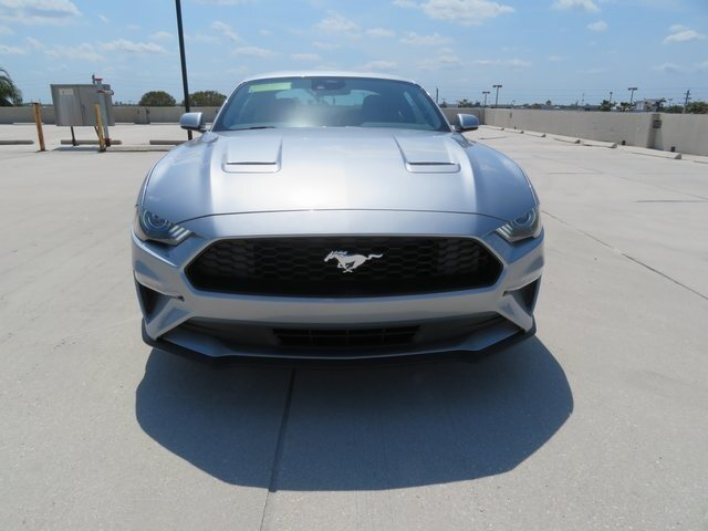 2021 Ford Mustang EcoBoost Automatic RWD EcoBoost 2.3L I4 GTDi DOHC Turbocharged VCT Engine 2 Door Car