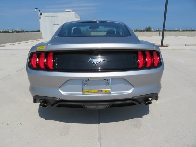 2021 Ford Mustang EcoBoost 2 Door Car EcoBoost 2.3L I4 GTDi DOHC Turbocharged VCT Engine Automatic
