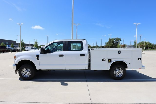 2021 Ford Super Duty F-250 SRW XL 4 Door Automatic 6.2L V8 EFI SOHC 16V Flex Fuel Engine 4X4 Truck
