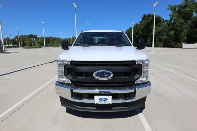 2021 Ford Super Duty F-250 SRW XL 4X4 Truck 6.2L V8 EFI SOHC 16V Flex Fuel Engine 4 Door