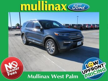 2021 Ford Explorer Limited 4 Door Automatic RWD SUV