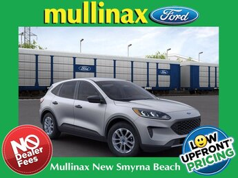 2021 Iconic Silver Metallic Ford Escape S Automatic 1.5L EcoBoost Engine 4 Door SUV FWD
